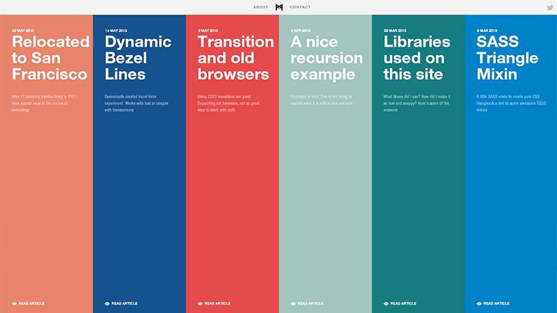 Consejos para seleccionar los colores de tu Diseño Web