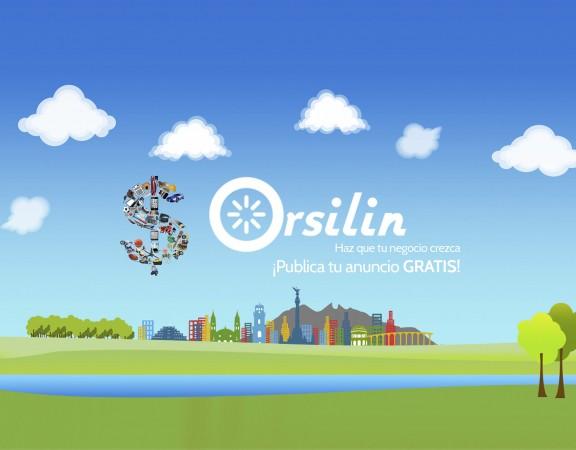 Nueva interface en Orsilin.mx