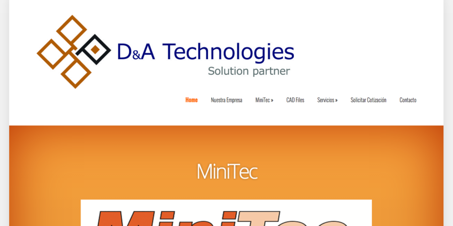 Bienvenido el Sitio web, Desigautotech.com a Dreaminmedia