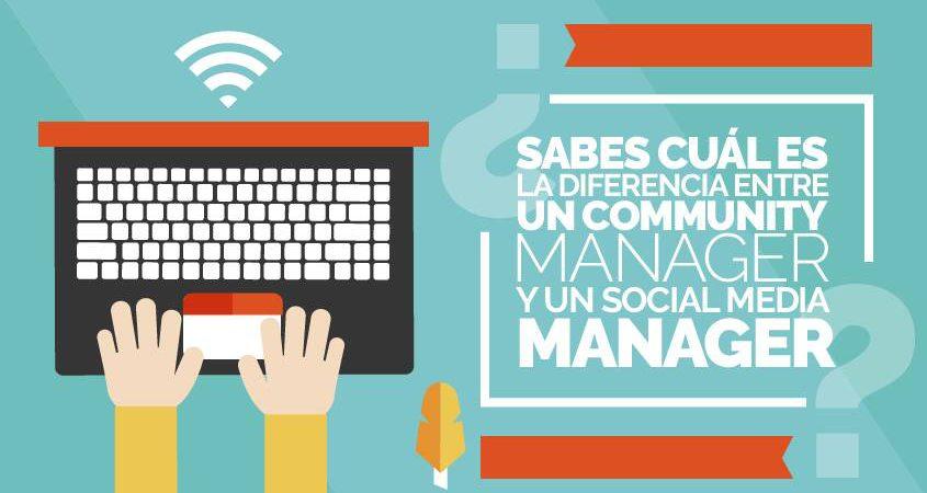 ¿Cuál es la diferencia entre un Community Manager y un Social Media Manager?