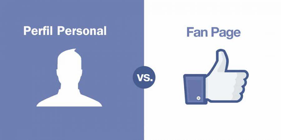 Porque no debes usar un perfil personal para tu empresa en Facebook