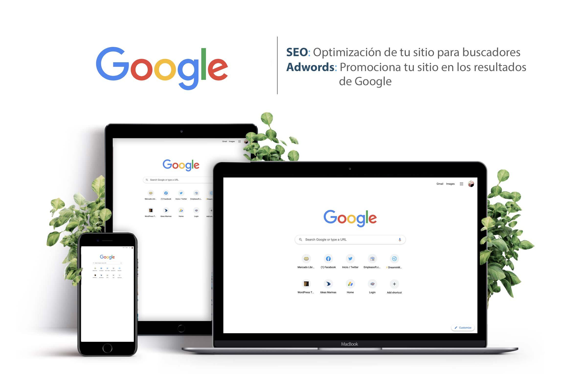 Campañas en Google