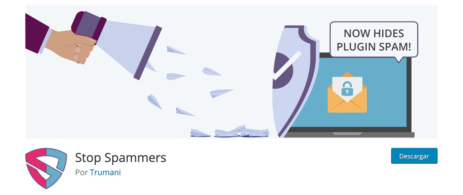 Stop Spammers - La Guía para WordPress 2021